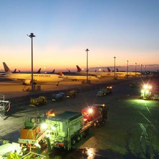 ✨‼️急募‼️✨羽田空港,夜間,散水車オペなど✨