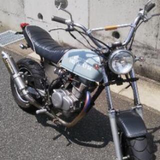 売買★エイプ100キャブ車 ヨシムラマフラー付