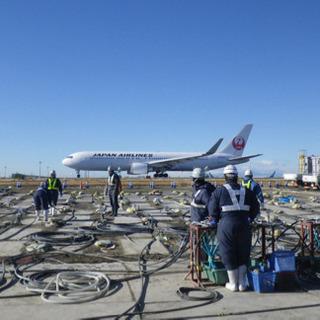 ✨‼️急募‼️✨福岡空港,夜勤,散水車オペなど