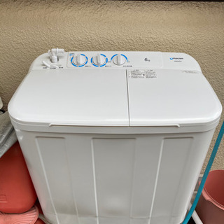 マクスゼン(maxzen)洗濯機 6キロ 2020年製