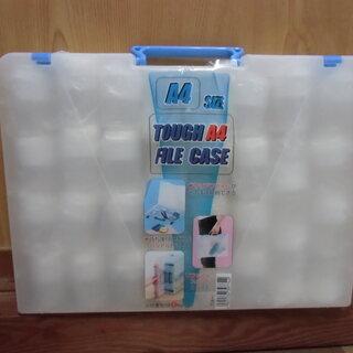 【取引成立】●無料● A4サイズ タフ ファイルケース 1…