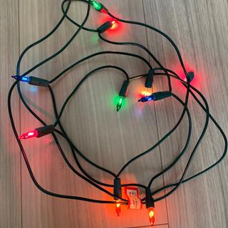 ●電飾 ライト ベランピング ベランダ装飾クリスマスツリー