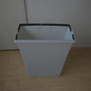 美品 テラモト スリムゴミ箱