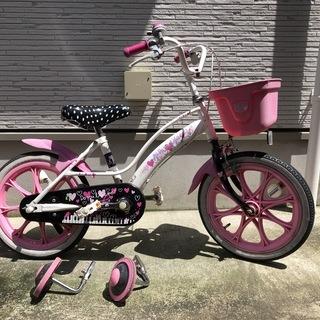 子供用自転車(サギサカ16インチ)