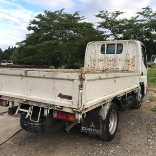 三菱キャンター ガッツ 4WD