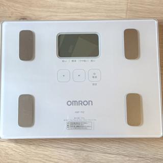 【お譲り先決定】体重計 OMRON HBF-912