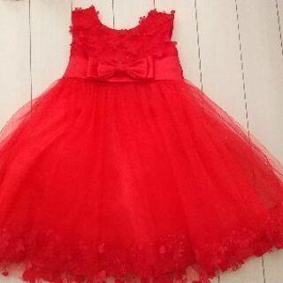 女の子ドレス、ボレロ、靴セット、(発表会、フォーマルドレス、フォ...