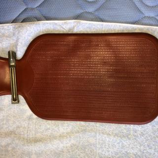 ダンロップ安定水枕(昭和、アンティーク、氷枕)