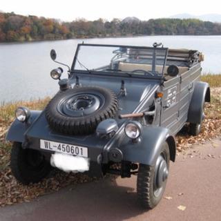 【キューベルワーゲン】ドイツ軍軍用車