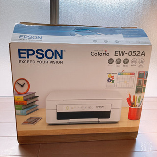 [SOLD OUT]EPSON EW-052A / プリン…