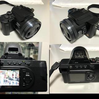 パナソニック DMC-FZ-K 広角レンズ