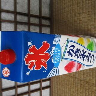 かき氷シロップ ミツモト 氷蜜 1.8L マンゴー味 業務用