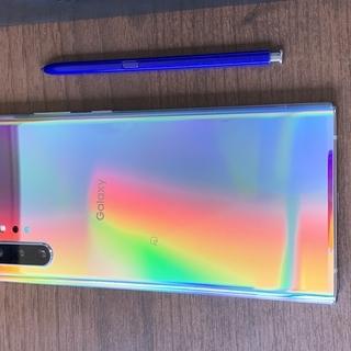 【超美品】サムスン Galaxy Note 10+ SCV45 ...