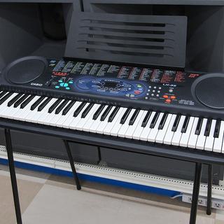 CASIO カシオ LK-35 電子キーボード 61鍵盤 光ナビ...