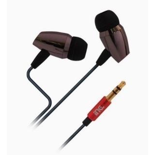 【新品】ステレオイヤホン 高音重視モデル 定価約6000円 ブラック