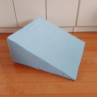【★再値下げ★】介護用品【三角クッション】ゆったり幅61cm