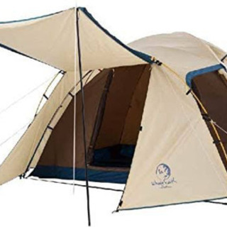 ホールアース アースドーム270 4〜5人用テント