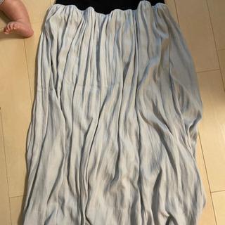 【値下げ!】エンジェリーベ マタニティスカート Fサイズ