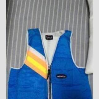 (子供用)ライフジャケット青色