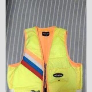 子供用ライフジャケット黄色