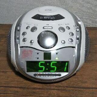 商談中 目覚ましラジオ