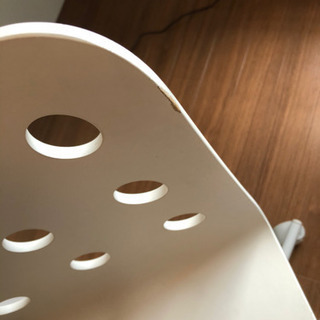 デスクチェア 難あり 椅子 勉強椅子  - 家具