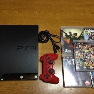 中古PS3 黒 120GB