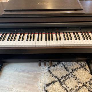 ヤマハ電子ピアノ クラビノーバ