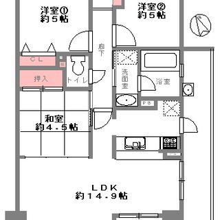 マンション全体も大規模修繕検討中(^^)/ マンションの外観も室...