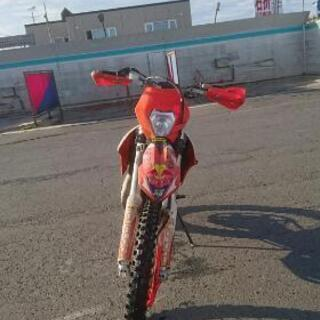 KTM150XC エンデューロ モトクロス