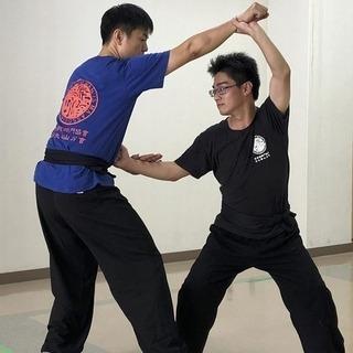 姫路で本場・台湾のカンフーを習ってみませんか?長拳螳螂門 台北華...