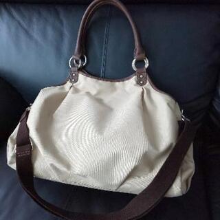 2way ショルダーバッグ❤️ 手提げバッグとしても、斜めがけバ...