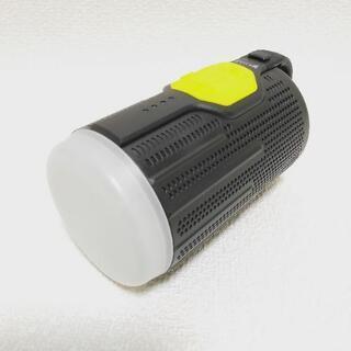 多機能スピーカー モバイルバッテリー ランタン