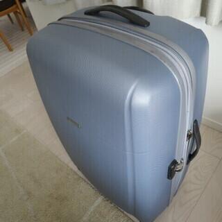 大型スーツケース サムソナイト 長期旅行に最適 使用頻度少なめ