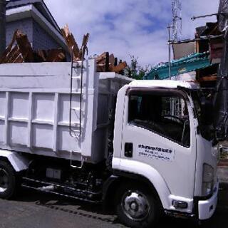 トラック、ダンプ、ユニック格安で運搬