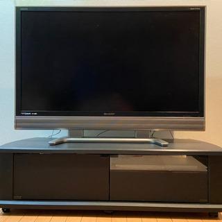 AQUOS LC46EX5  テレビ台