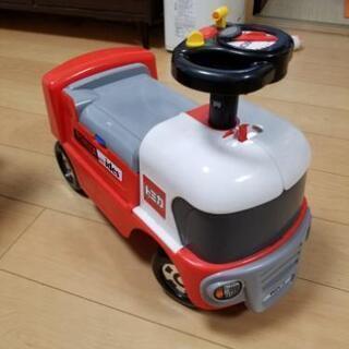 トミカ サーキットトレーラー 乗用玩具 コンビカー