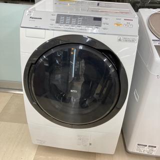 パナソニック 10kgドラム式洗濯乾燥機 2017年製 NA-V...