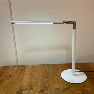 LED デスクライト ホワイト 読書灯