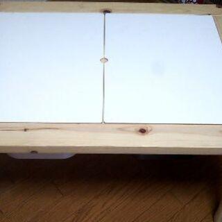 IKEA ローテーブル&ボックス二個