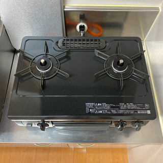 リンナイ ガステ-ブル KSR562BKR プロパンガス用