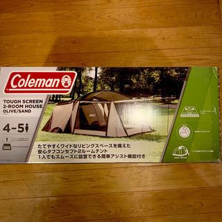 コールマン Coleman タフスクリーン2ルームハウス テント 新品