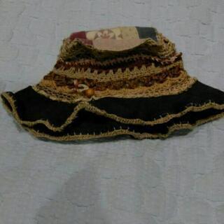 アジアン帽子