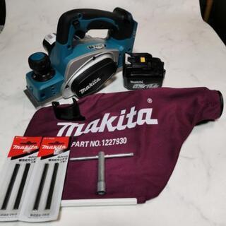 マキタ82 mm 充電式カンナ オプションたくさんあり!