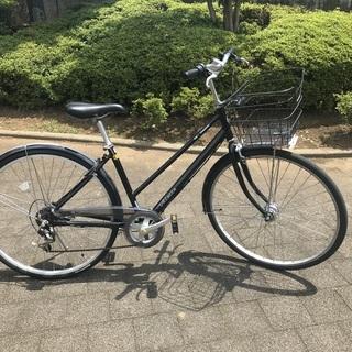 【美品】自転車 通勤通学用シティサイクル ビレッタ 27型 外装...