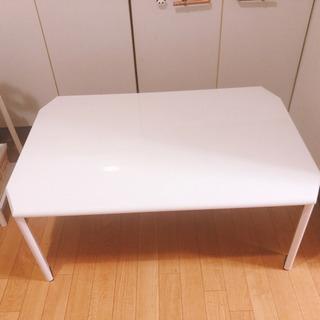 山善 ローテーブル (17年製)  500円