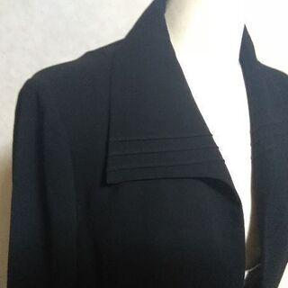 13号の黒の上着です。冠婚葬祭にいかがですか? - 服/ファッション