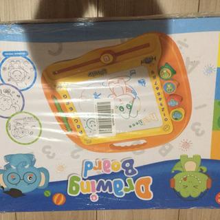 新品未開封 お絵かきボード 子供おもちゃ 磁石ボード らくがき教...