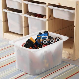 美品 IKEA 収納 - 家具