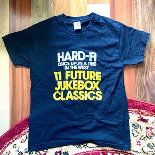 UKバンド HARD-FIのTシャツ